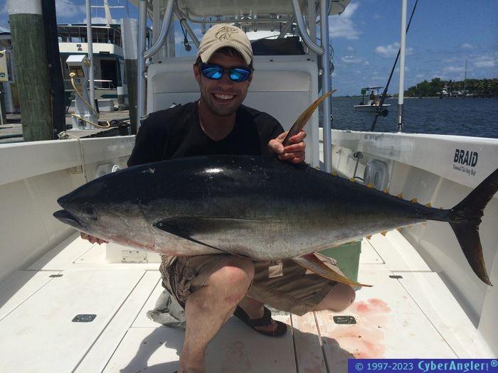 Offshore Fishing near Stuart, FL