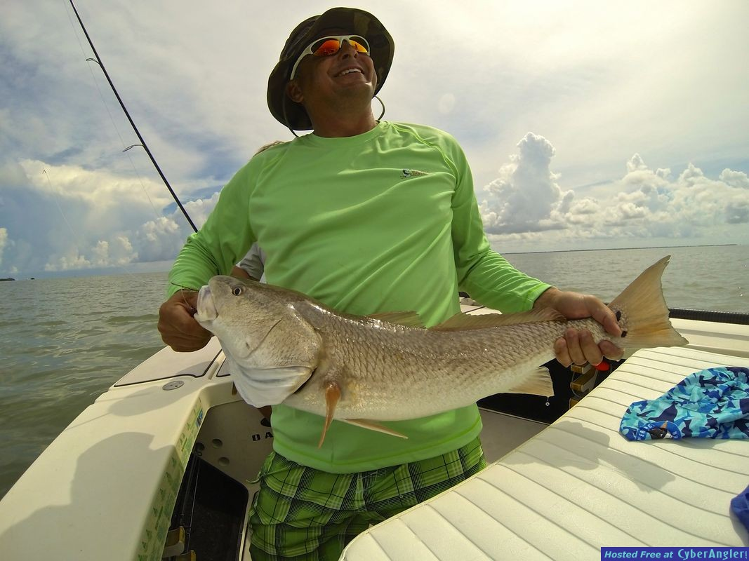 Jose's Redfish