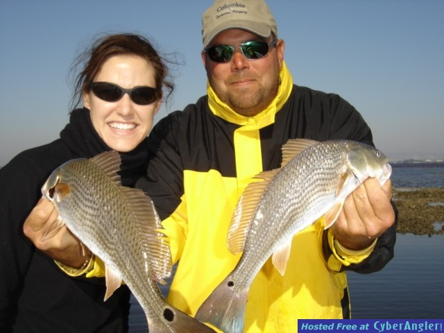 Redfish Double