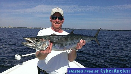October brings in the kings pensacola fishing for Tides for fishing pensacola