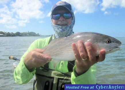 Hot southwest florida shallow water flats action for Fishing forecast near me