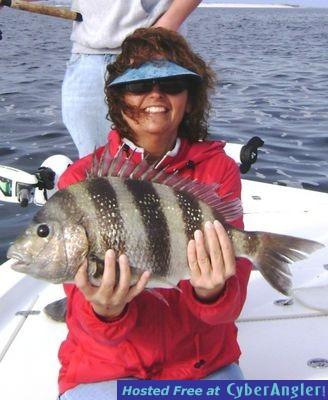 Destin to perdido key fishing report for Perdido key fishing