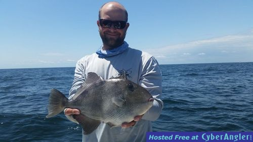 A day off but on for Sc saltwater fishing report