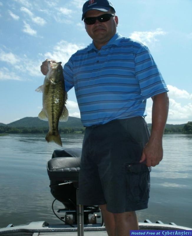 Lay Lake Spotted Bass