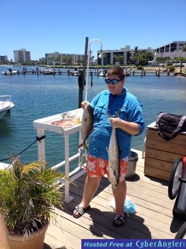 Summer time fishing is hot for Florida out of state saltwater fishing license