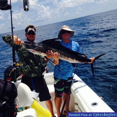 Recent angler catches out of jupiter for Jupiter fishing report