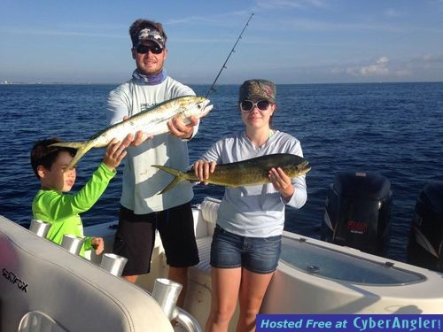 Recent angler catches out of jupiter for Jupiter florida fishing report