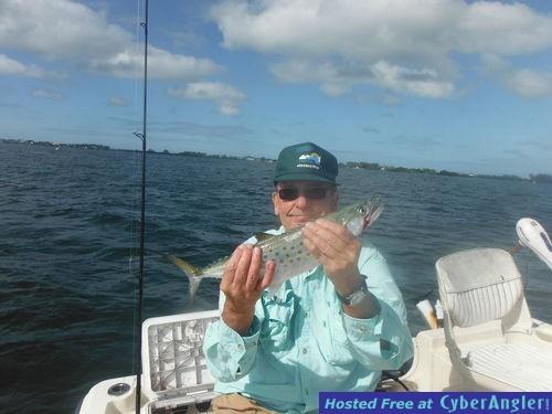 Sarasota fishing report capt jim klopfer 10 24 2015 for Sarasota fishing report