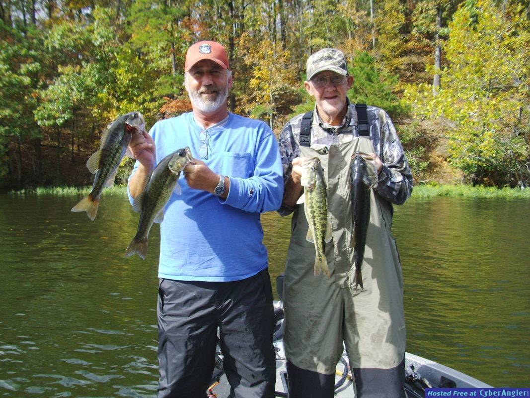 Alabama's Coosa River Spotted Bass