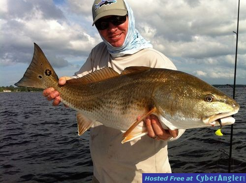 Cool weather hot fishing for Fishing report jacksonville fl