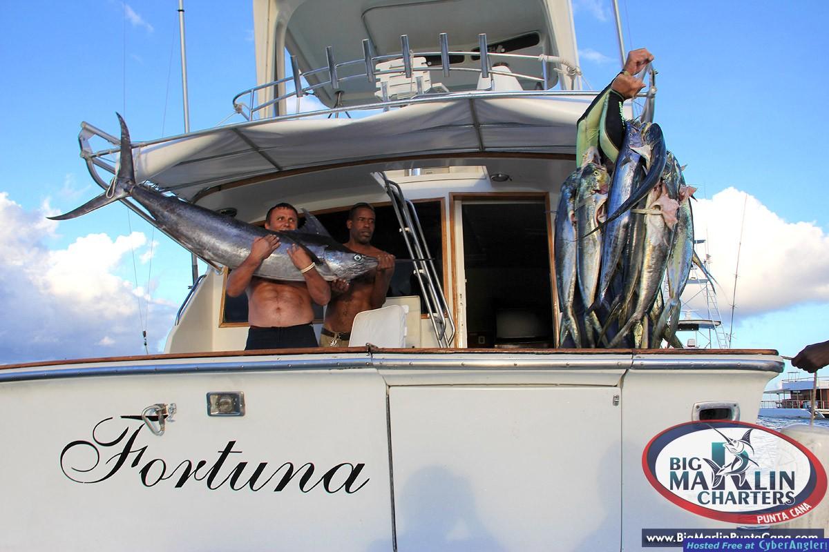 Blue Marlin Charters Punta Cana