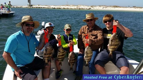 Spring break not far off pensacola fishing reports for Pensacola fishing forecast