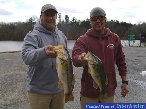 Bass fishing alabama 39 s lay lake in march april and may for Alabama bass fishing reports