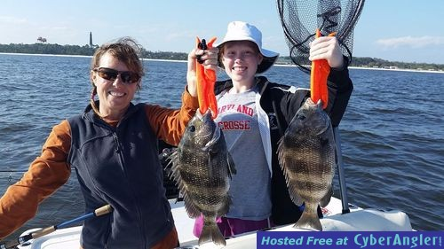 Pensacola fishing report spring break has ended for Pensacola fishing forecast