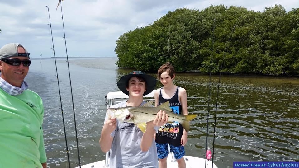 Snook Fishing