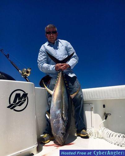 Tuna fishing venice la for Louisiana saltwater fishing license