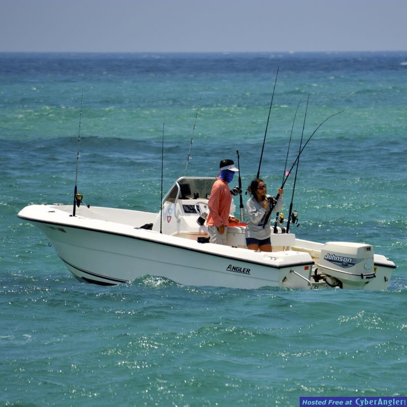 Light Tackle Ocean Fishing