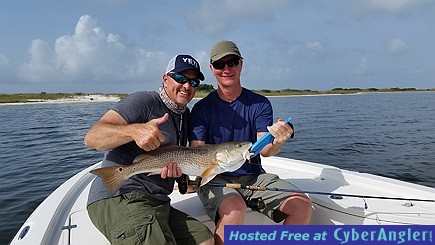 Trout redfish are on the menu pensacola fishing reports for Pensacola fishing forecast