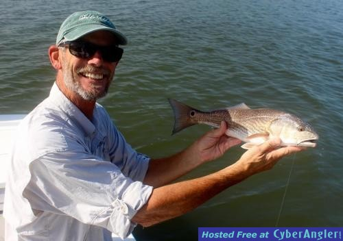 Estero bay redfish and snook were leading the way for Estero bay fishing report