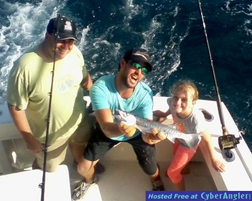 Fishing charters in ft lauderdale for Fort lauderdale fishing report