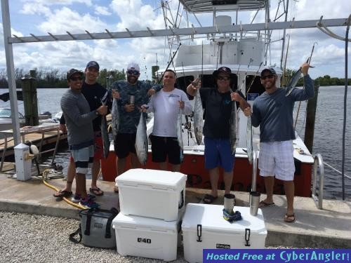 Fishing after matthew for Fort lauderdale fishing report