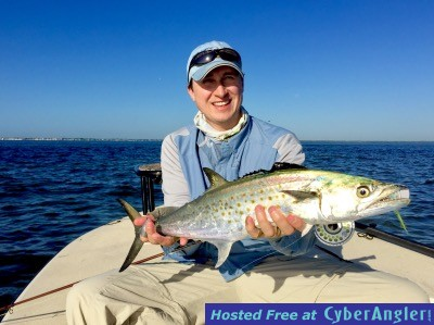 Fly fishing tampa bay florida st pete beach crystal river for Crystal river fishing report