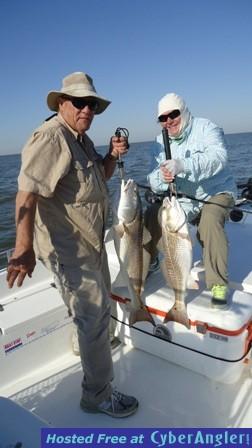double redfish