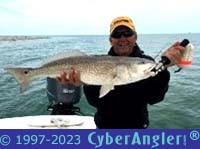AMI Fall Fishing