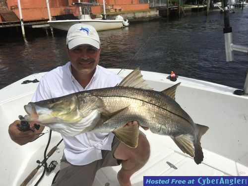 Fall smorgasbord of species for Boynton beach fishing charters
