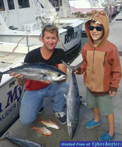 Fishing in fort lauderdale thanksgiving week for Florida saltwater fishing report