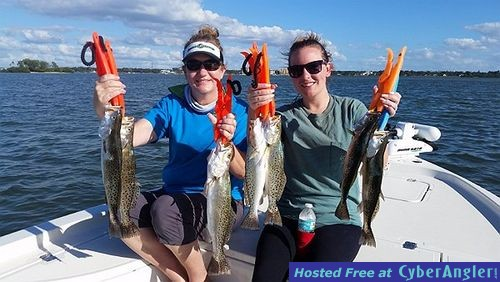 Tampa bay clearwater fishing reports major cold front for Bay area fishing report
