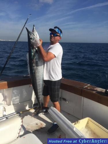 Great day fishing on our fort lauderdale fishing charter for Fort lauderdale fishing charters