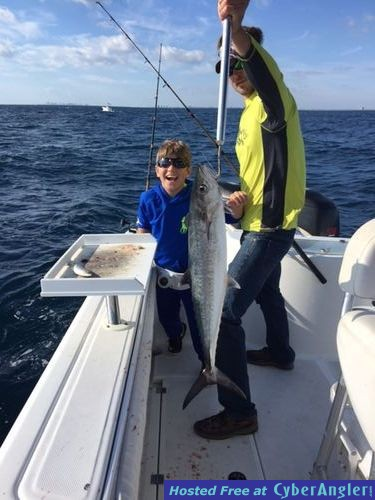 Looking good for march for Florida saltwater fishing report