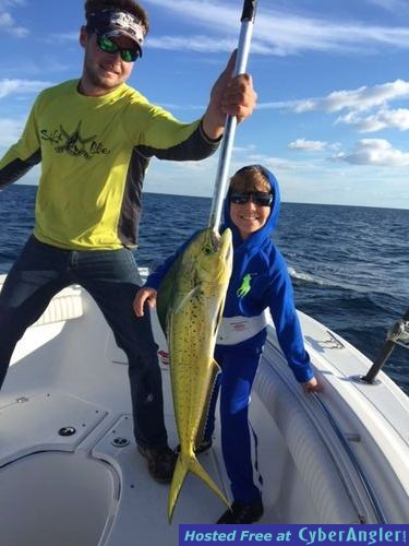 Looking good for march for Saltwater fishing report