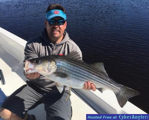 March 2017 forecast southeast nc for Wrightsville beach fishing report