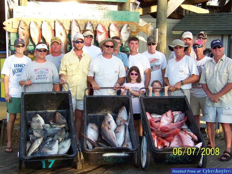 Terrific Anglers