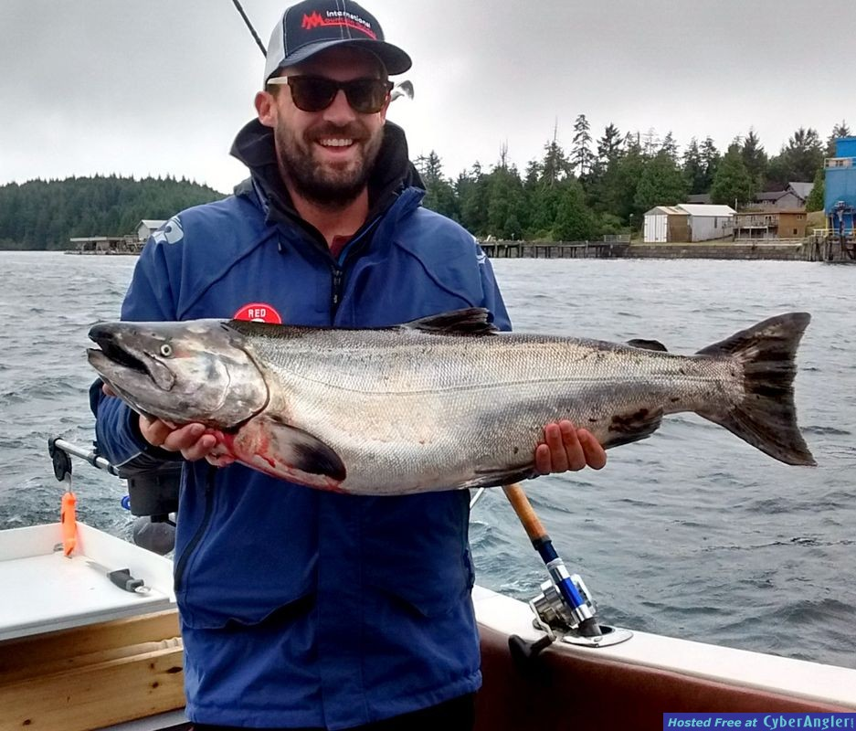 Salmon Eye Charters - August Photos