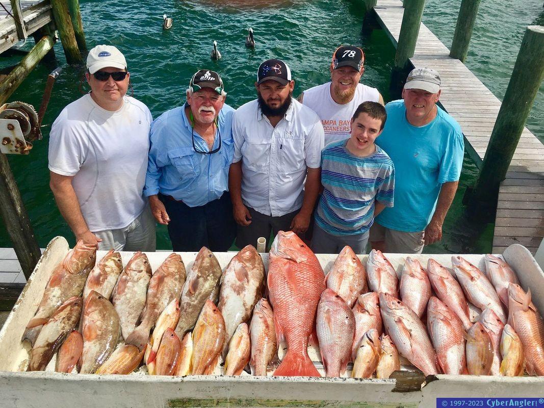 Fishing St. Pete Beach, FL