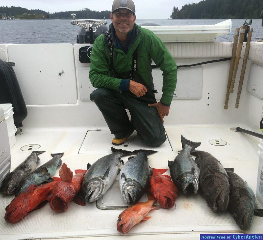 Salmon Eye Charters Sept. Photos