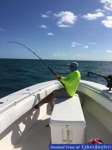 Offshore deep sea fishing report for Deep sea fishing daytona