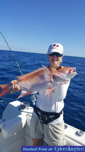Key largo excellent reef fishing continues for Key largo fishing report