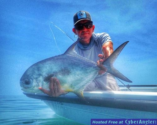 December fly fishing in the florida keys for Big pine key fishing report