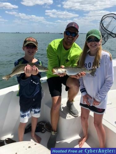 It 39 s beginning to look a lot like summer for Bradenton fishing report