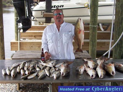 Hopedale la report for Hopedale fishing report