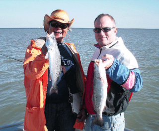Nov dec jacksonville trout fest for Fishing report jacksonville fl