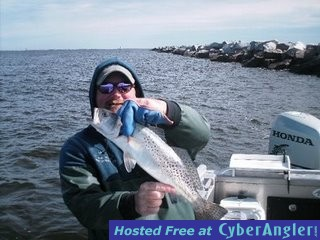 End of january jacksonville fishing report for Fishing report jacksonville fl