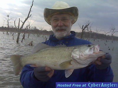 Ray roberts guide report dannie golden w pic of 10 5 for Lake ray roberts fishing