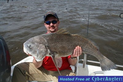 biloxi ms charter fishing poor conditions but nice catch