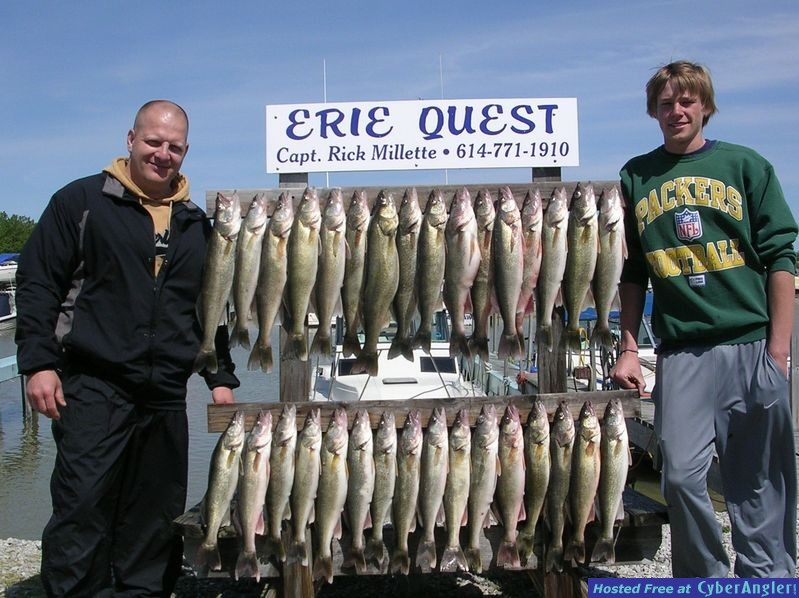 Lake Erie - Walleye Capital of the World
