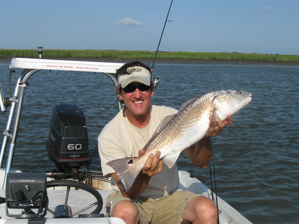 St Simons Island Trout Fishing Explosion